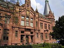 ドイツ最古の大学ハイデルベルグ大学図書館.jpg